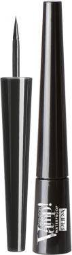 Pupa Vamp! Definition Liner Eyeliner eyeliner w pedzelku 100 Extra Black 2,5ml 8011607205899 acu zīmulis