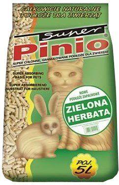 Pinio SUPER BENEK 5l PINIO ZIELONA HERBATA 5905397013198 piederumi kaķiem
