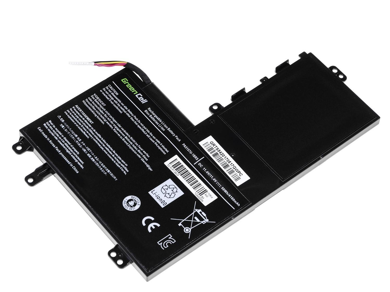 Green Cell PA5157U-1BRS for Toshiba Satellite U940 U40t U50t M50-A M50D- akumulators, baterija portatīvajiem datoriem