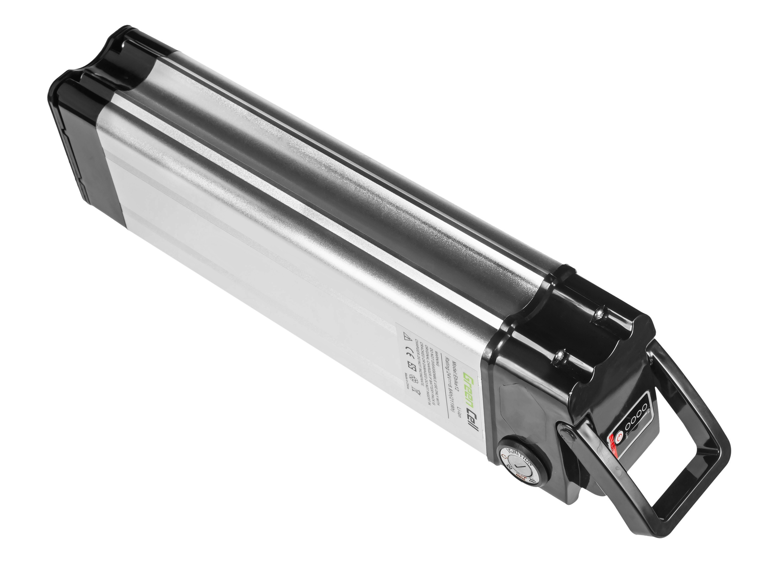 Akumulator Bateria Green Cell 24V 8.8Ah 211Wh do Roweru Elektrycznego e-Bike EBIKE21 Elektriskie skuteri un līdzsvara dēļi