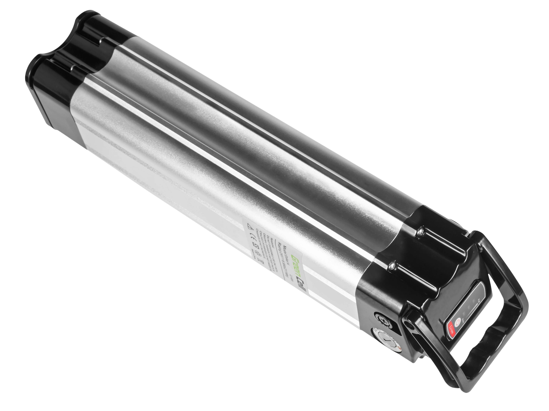 Akumulator Bateria Green Cell 24V 8.8Ah 211Wh do Roweru Elektrycznego e-Bike EBIKE23 Elektriskie skuteri un līdzsvara dēļi