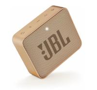 JBL Go 2, compact portable speaker with battery, IPX7 waterproof, Champagne pārnēsājamais skaļrunis