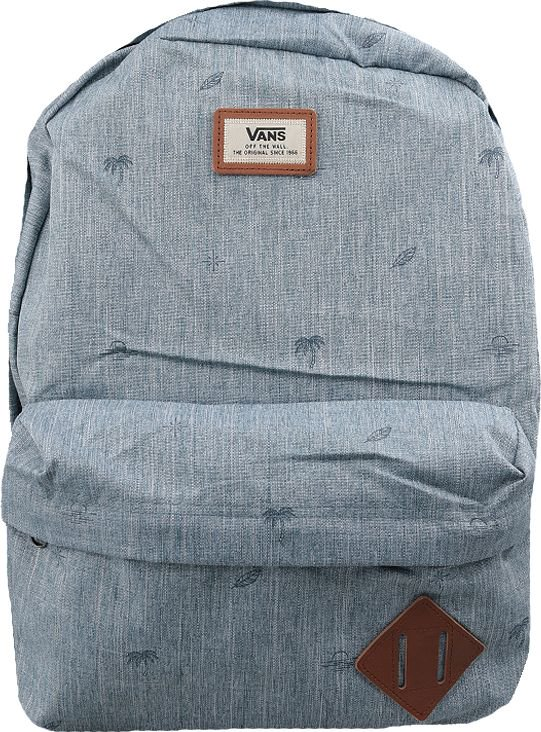 Vans Old Skool II Backpack VN000ONIKRT blue One size Tūrisma Mugursomas