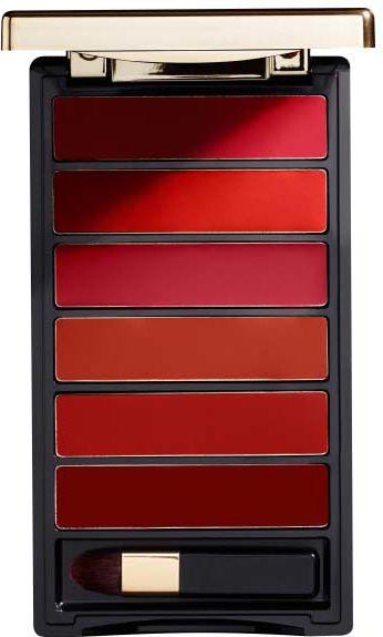 Loreal Paris Color Riche La Palette Lips 6x1g Lūpu krāsas, zīmulis