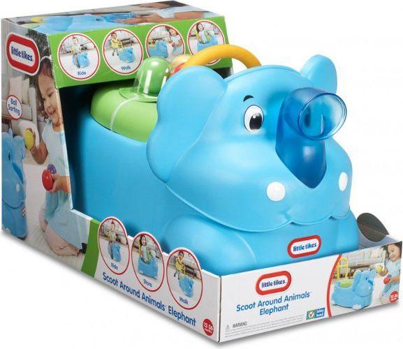 Little Tikes Jezdzik Slonik bērnu rotaļlieta