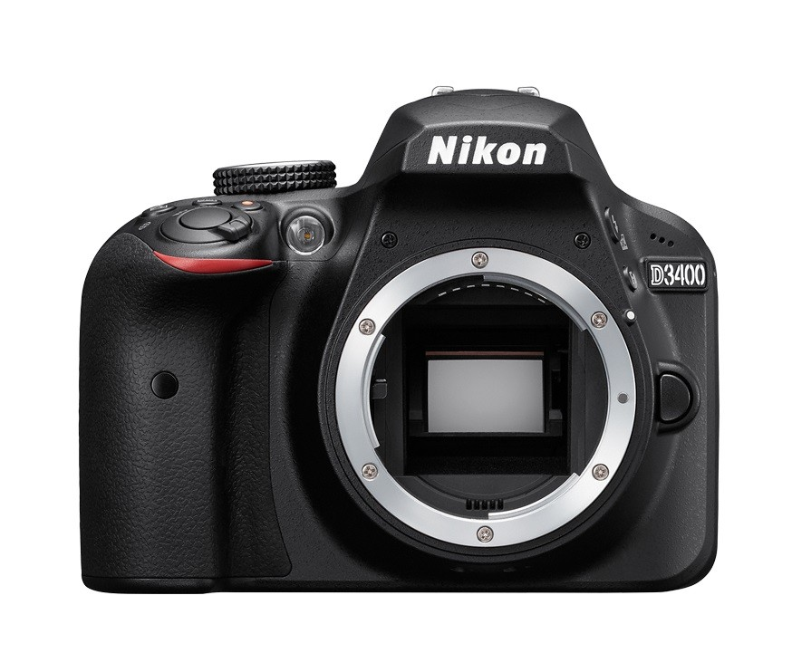 D3400 + 18-105 VR Nikon D3400 + 18-105 VR Spoguļkamera SLR