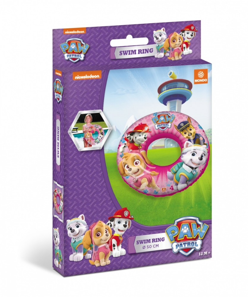 Mondo Wheel for swimming Paw Patrol for girls