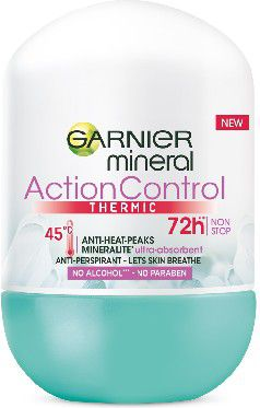 Garnier Mineral 72h Dezodorant roll-on Action Control Thermic  50ml - 0352320 0352320