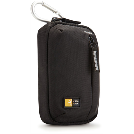 Case Logic TBC402K Compact Camera Case/ Nylon/ Black soma foto, video aksesuāriem