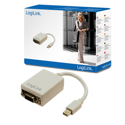Logilink Mini DisplayPort to VGA adapter