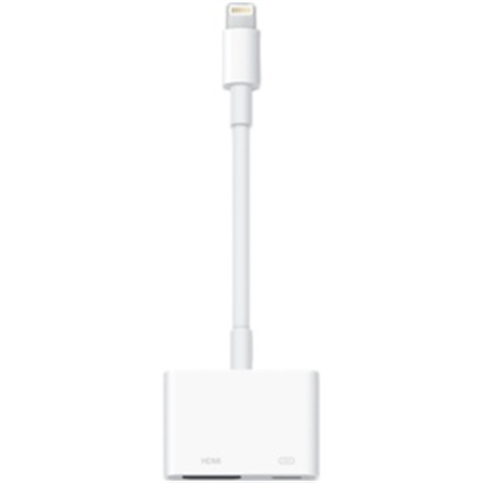 APPLE Lightning Digital AV Adapter aksesuārs