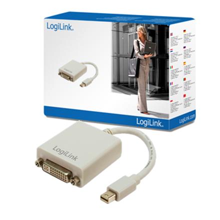 LOGILINK - Adapter Mini DisplayPort to DVI