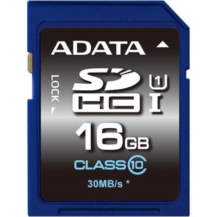 ADATA 16GB SDHC UHS-I Class10 atmiņas karte