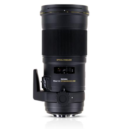 Sigma EX 180mm F2.8 APO Macro DG HSM for Nikon, 13 Elements foto objektīvs