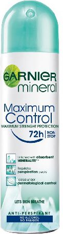 Garnier Mineral Maximum Control  spray  150ml 0342755