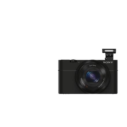 Sony DSC-RX100  Black Digitālā kamera