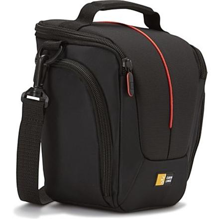 Case Logic DCB306K SLR Camera Bag Bag/ Nylon/ Black soma foto, video aksesuāriem