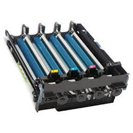 Lexmark 70C0Z50 Imaging Kit, Black, Cyan, Magenta, Yellow, 40000 pages kārtridžs