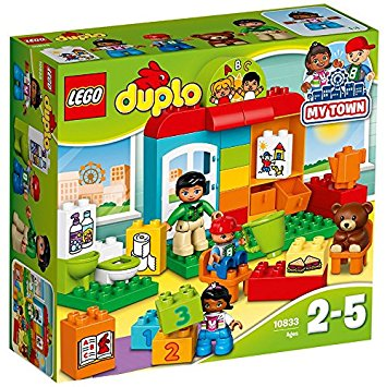 LEGO DUPLO 10833 My Town Preschool LEGO konstruktors