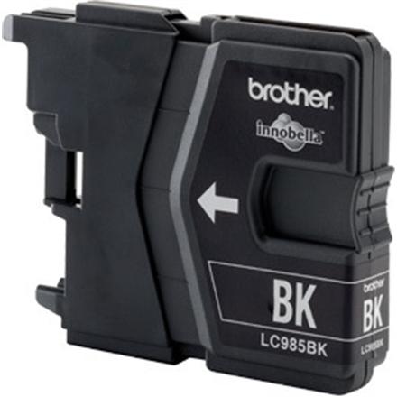 Brother LC985BK Black kārtridžs