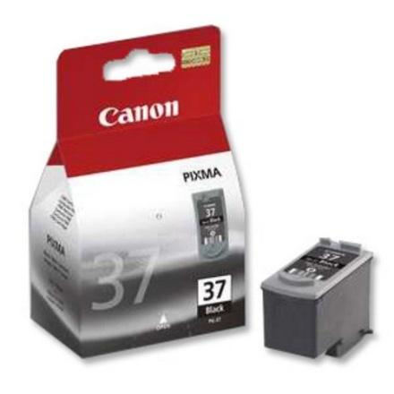 Canon PG-37 Black kārtridžs