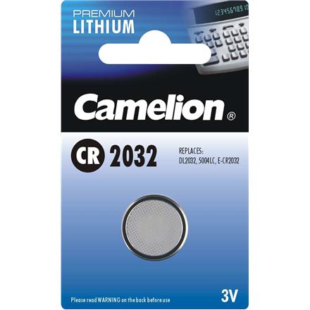 Camelion Lithium Button celles 3V CR2032 1pc Baterija