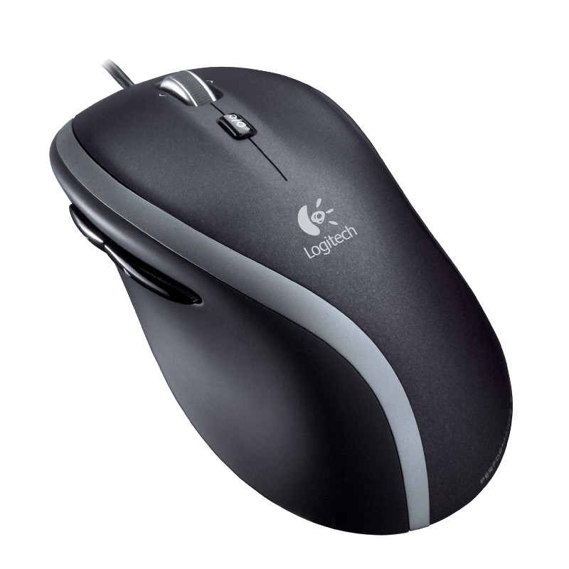 Logitech Corded Mouse M500 Datora pele