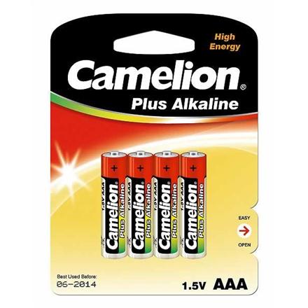 Camelion Plus Alkaline AAA (LR03), 4-pack Baterija
