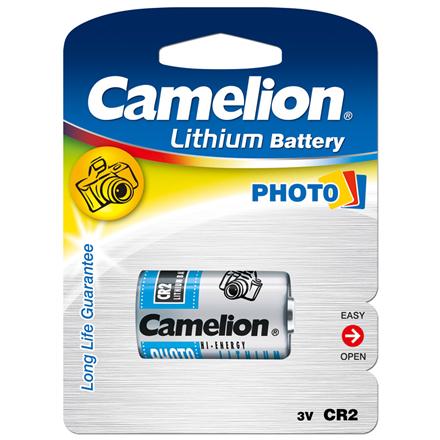 Camelion Photo Lithium 3V (CR2), 1-pack Baterija