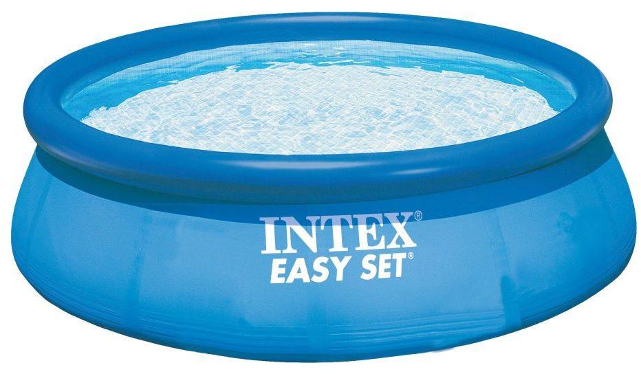 Intex Easy Set 28132 366x76CM Baseini un piederumi