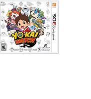 Yo-Kai Watch 3DS Spiel Special Edition inkl. Medaille spēle
