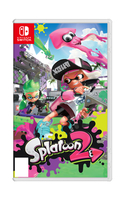 Nintendo Switch Splatoon 2 spēle