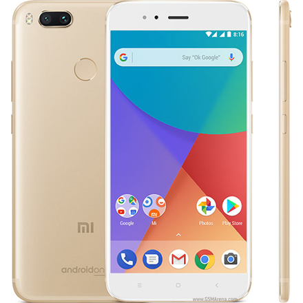 Xiaomi Mi A1 4GB/32GB gold Mobilais Telefons