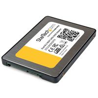 StarTech.com Dual M.2 NGFF SATA Adapter with RAID (25S22M2NGFFR) karte
