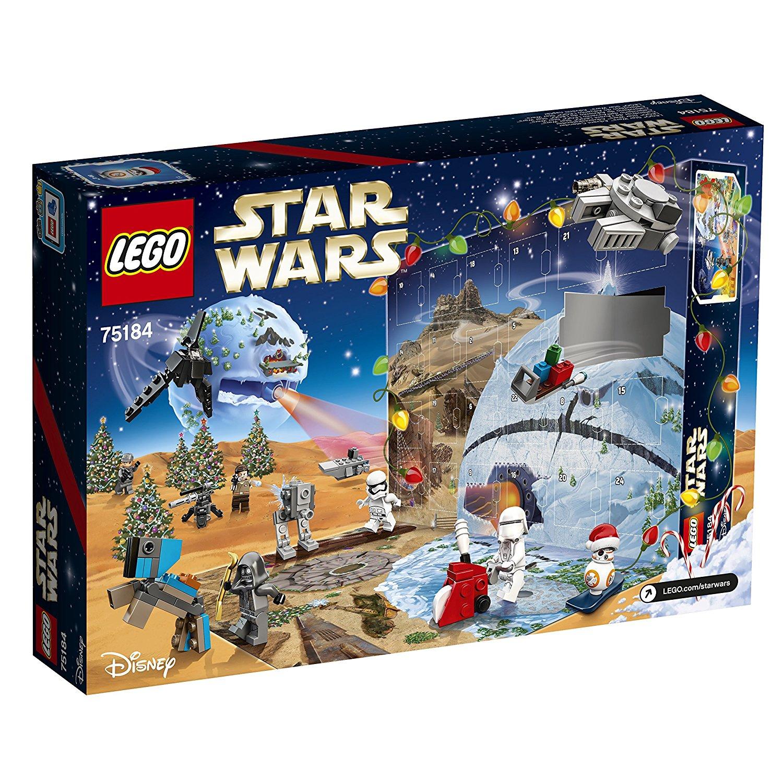 LEGO StarWars Advent Calendar 2017 75184 LEGO konstruktors
