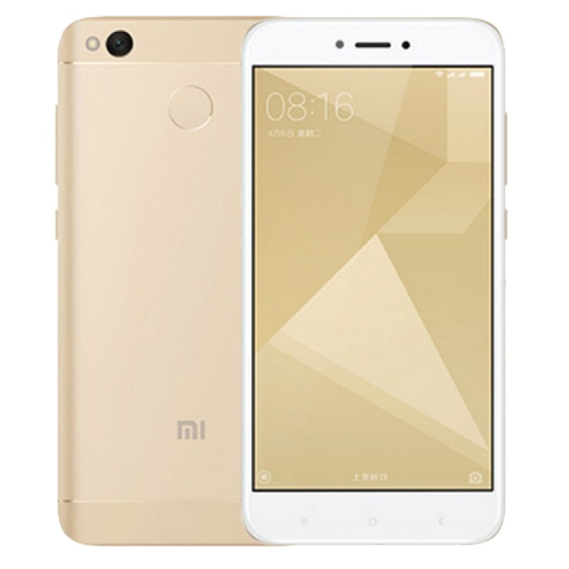 Xiaomi Redmi 4x 32GB 5,0 gold Mobilais Telefons