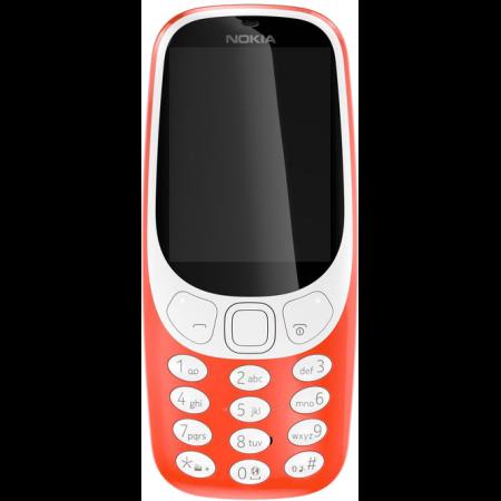 Nokia 3310 Warm Red LV/EE/LT Mobilais Telefons