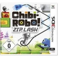 Chibi-Robo  Zip Lash 3DS Spiel spēle