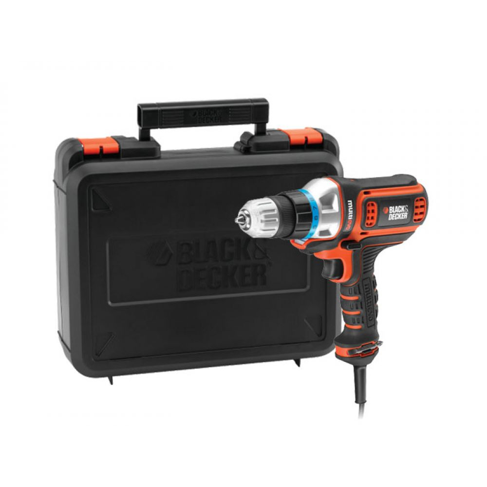Black&Decker MT350K MultiEvo electric multifunctional tool + case