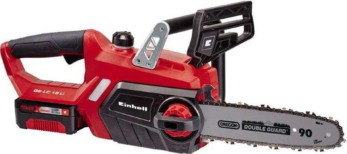 Einhell GE-LC 18 Li Kit - red / black - Li-ion Battery 3.0Ah 4501760