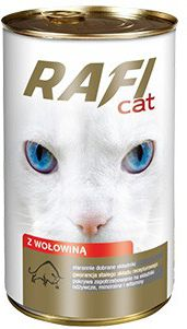 Lukow Rafi Wolowina - 415g 004796 kaķu barība