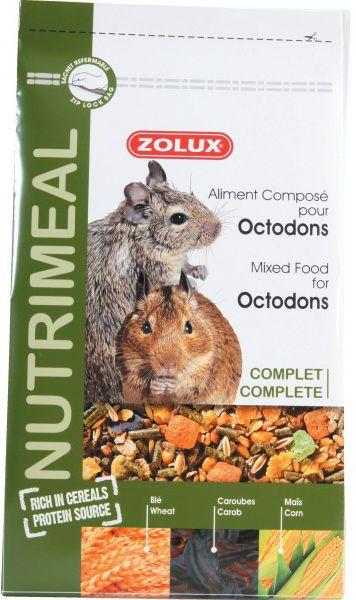 Zolux Mieszanka Nutri'Meal Koszatniczka 800 g 1106475