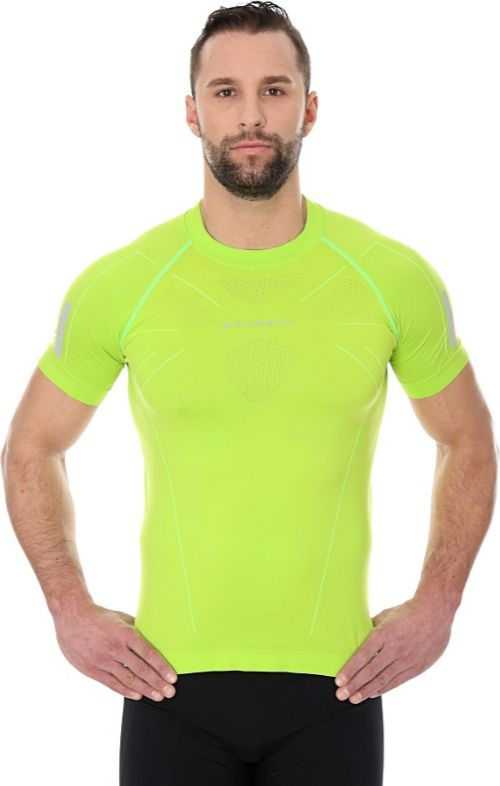 Brubeck Koszulka meska ATHLETIC z krotkim rekawem czarny r. XXL (SS11090) SS11090