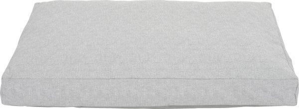 Zolux Poducha ze zdejmowanym pokrowcem Levika 110 cm szary 1107511
