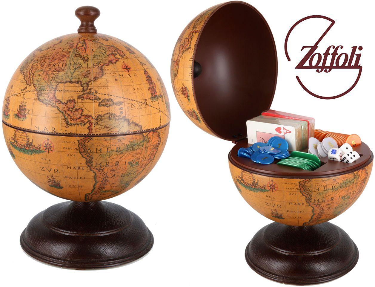 ZOFFOLI Globus - poker. gra towarzyska - 249-0504 249-0504