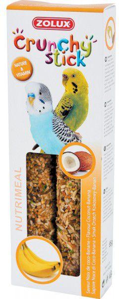 Zolux Crunchy Stick papuga mala orzech kokosowy/banan 85 g 1105146