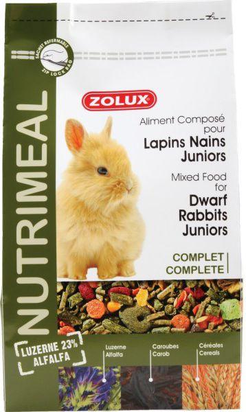 Zolux Mieszanka Nutri'Meal Krolik Junior 800 g 1106476