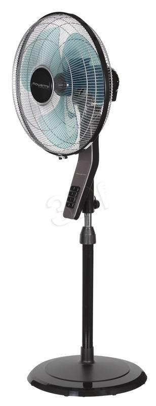 Rowenta VU4110 Essential Standventilator black / silver, 40 cm Klimata iekārta