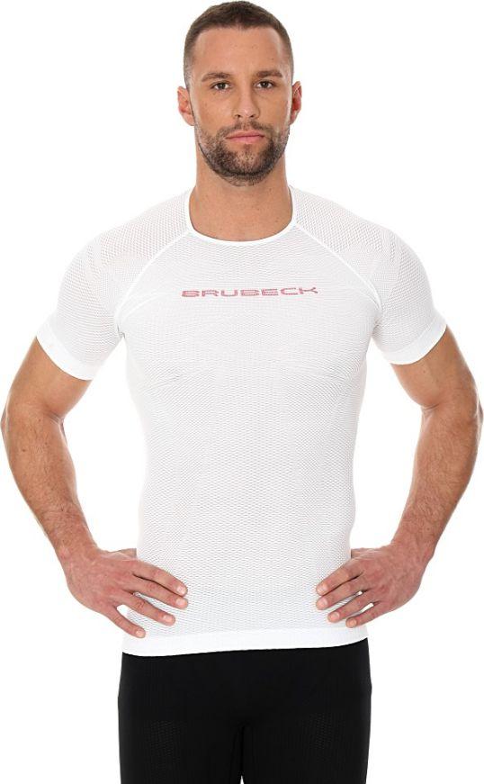 Brubeck Koszulka meska 3D Run PRO z krotkim rekawem ciemnoniebieski r. XXL (SS11920) SS11920