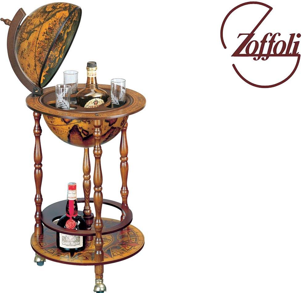 ZOFFOLI Globobar brazowy stojacy - 249-0111 249-0111